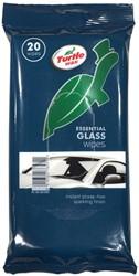 Turtle Wax FG7604 Essential Glass wipes 20x