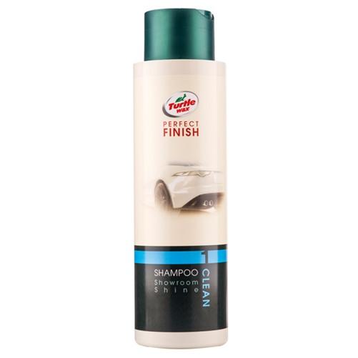 Turtle Wax PF Showroom Shine Shampoo 500ml