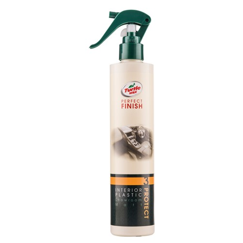 Turtle Wax FG7333 PF Showroom Cockpitspray Plastic Matt 300ml