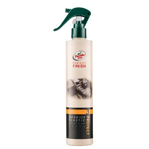 Turtle Wax FG7334 Perfect Finish Showroom Cockpitspray Plastic Gloss 300ml