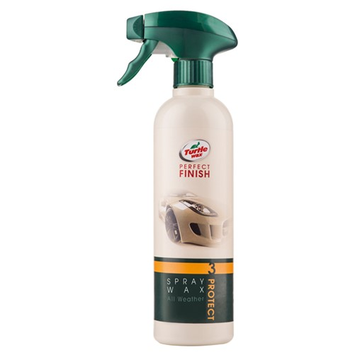 Turtle Wax FG7335 PF All Weather Spray Wax 500ml