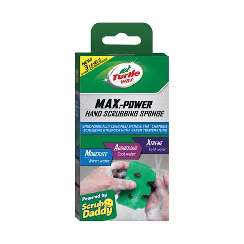 Turtle Wax 50687 M.A.X.-Power Hand Scrubbing Sponge