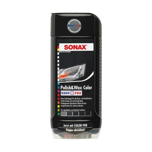 Sonax 02961000 Polish & Wax Zwart 500ml