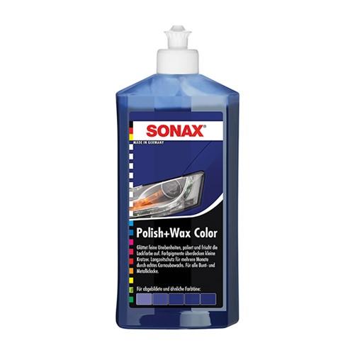 Sonax 02962000 Polish & Wax Blauw 500ml