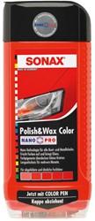 Sonax 02964000 Polish & Wax Rood 500ml