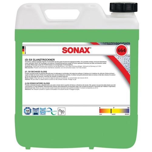 Sonax 06646000 SX Glansdroger 10L