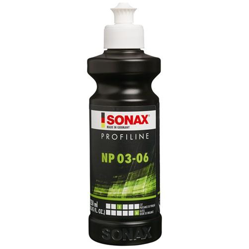 Sonax 02081410 Profiline Nano polish 250ml
