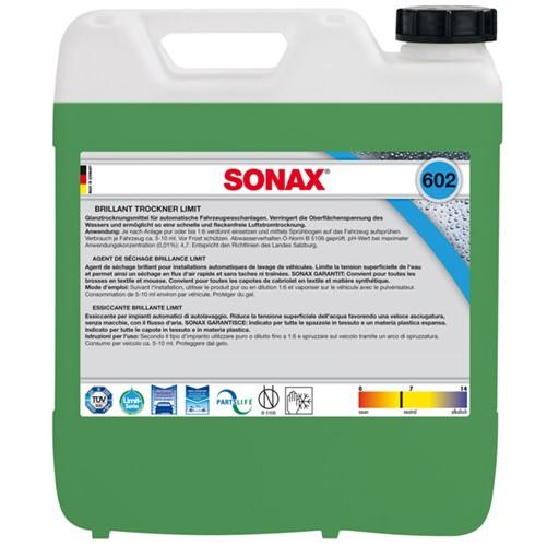 Sonax 06026000 Limit briljant droger 10L