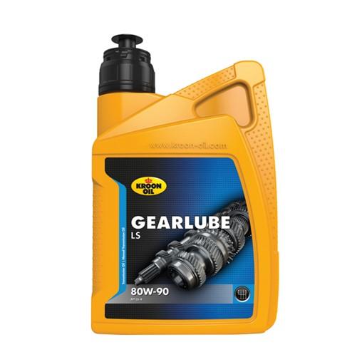 Kroon-Oil 01214 Gearlube LS 80W-90 1L
