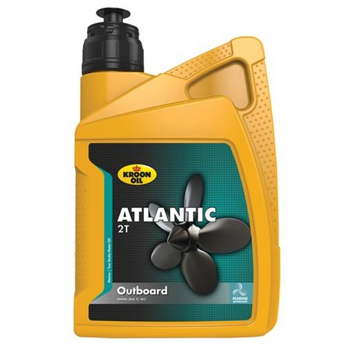 Kroon-Oil 00217 Motorolie Atlantic 2T Outboard 1L