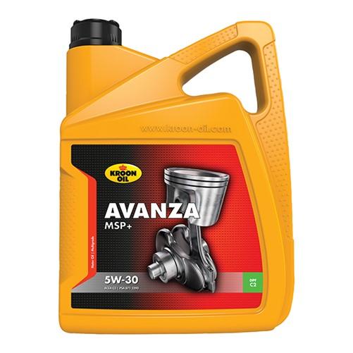 Kroon-Oil Avanza MSP+ 5W-30 5L