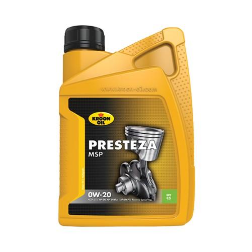 Kroon-Oil Presteza MSP 0W-20 1Ltr