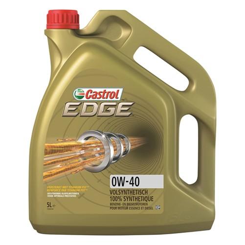 Castrol 1534A5 Edge 0W-40 5L