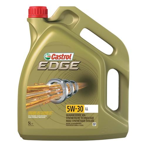 Castrol 15669D Motorolie EDGE TI 5W-30 LL 5L