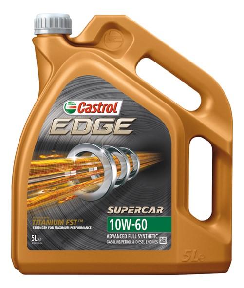 Castrol Edge 10W-60 5L Supercar WG