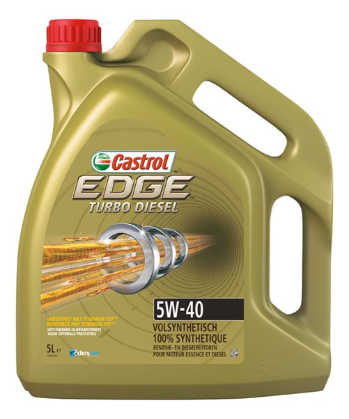Castrol 1535BF Edge Turbo Diesel 5W-40 5L