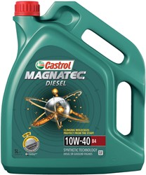 Castrol 14F6D9 Magnatec Diesel 10W-40 B4 5L