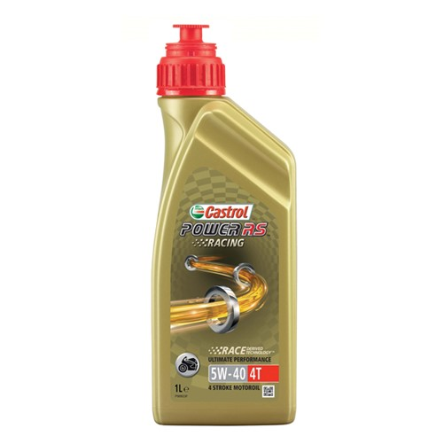 Castrol 14DAE7 Power RS Racing 4T 5W-40 1L