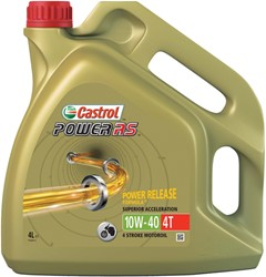 Castrol 14DAE4 Power RS 4T 10W-40 4L