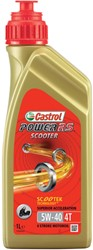 Castrol 155BBB Power RS Scooter olie 4T 5W40 1L