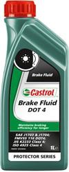 Castrol 15036B Brake fluid DOT 4 1L