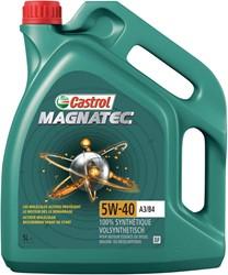 Castrol 1529BO Magnatec 5W-40 A3/B4 5L