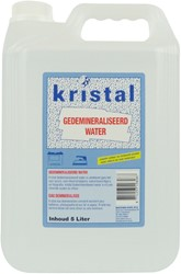 Gedemineraliseerd water 5-Liter