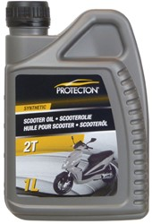 Protecton Scooterolie synthetisch 2T 1L