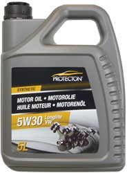 Protecton Motorolie synthetisch 5W30 Longlife VW 5L