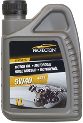 Protecton Motorolie synthetisch 5W40 A3/B4 1L