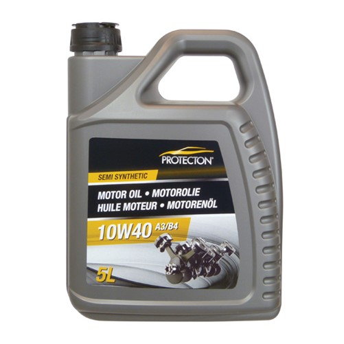 Protecton Motorolie Semi-Synhetisch 10W40 A3/B4 5Ltr