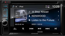 Kenwood DDX4018BT Multimedia systeem
