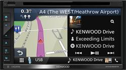 Kenwood DNX5180BTS Navigatie systeem