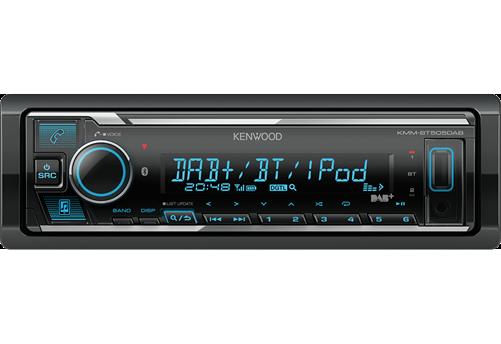 Kenwood KMM-BT505DAB 1 Din Digital media reciever