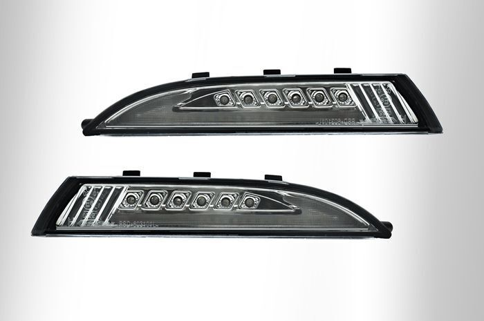 VW Scirocco Dagrijverlichting / Knipperlicht LED Unit Clear