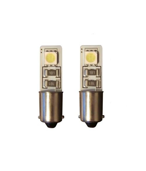 2 SMD CANBUS LED Stadslicht BA9s