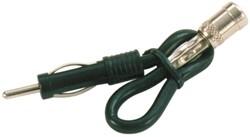 Antenne adapter 50 Ohm vrouwelijk -> 120 Ohm mannelijk