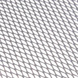 Grillgaas Alu Wafel 30x90cm Zilver