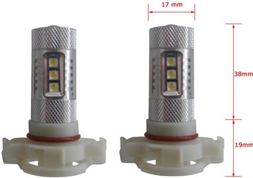 22w LED dagrijverlichting PSX24w
