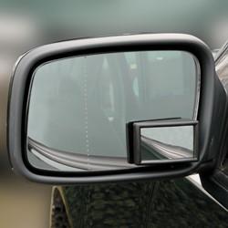 Dodehoekspiegel 48x29mm rechthoek