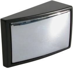Dodehoekspiegel 48x29mm rechthoek verstelbaar