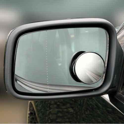 Carpoint Dodehoekspiegel 50mm rond