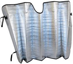 Sunshade alu 130x60cm opvouwbaar