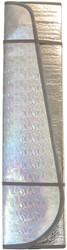 Sunshade alu 145x70cm opvouwbaar