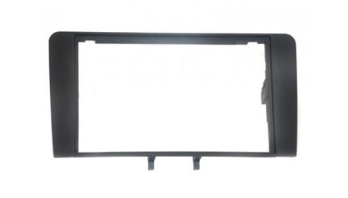 2DIN ECO frame, Audi A3 (8P1) met 2DIN opening 03-11 bij Automat