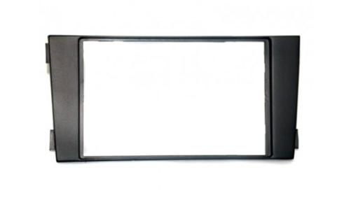 2-DIN frame ECO Audi A6 met 2-DIN frame ECO opening 00-04