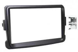 2DIN ECO FRAME Dacia Duster/Logan/Sandero 2011 -> Black