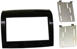 2-DIN frame ECO Ducato/Jumper/Boxer 2014- Piano Zwart