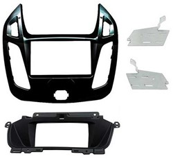 2 DIN frame Ford Transit Connect 2014-> PB incl display
