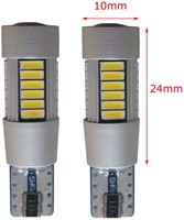 27 HP SMD LED W5W-T10 - wit-3